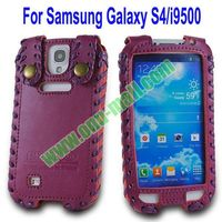 On Sale Luxury Leather Case for Samsung Galaxy S4