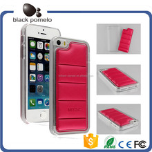 Pure Color Rock Spectacle Case For Iphone 5/6