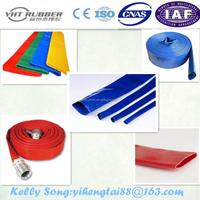 2 pouces boyau PVC eau livraison flexible