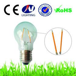 unique e27 led 1.5W New 360 Degree LED Filament A50