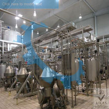 Complete egg powder production line equipments