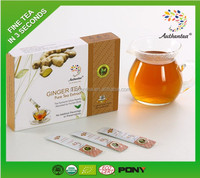 Fat Removal Tea Ginger Tea Powder Tea Wholesale