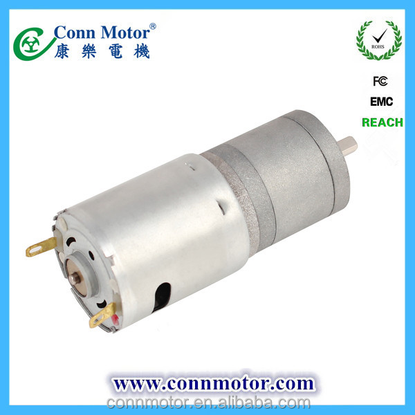 The Most Popular High quality dc gear motor of 51mm