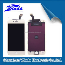 china wholesale original mobile phones display for iphone 6 lcd screen, China Manufacturer wholesale for iphone screens