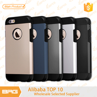 Double Color Slim Hard Armor for iPhone 6/6S Case