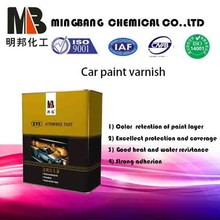 Good Gloss 2K Car Paint Clear Varnish