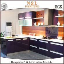 l-shaped kitchen cabinet,mini kitchen cabinet foshan for container house kitchen pantry cupboards