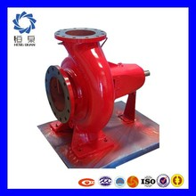 diesel engine driven fire fighting pump/ electric motor driven fire pump