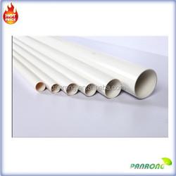 white PVC /UPVC pipes