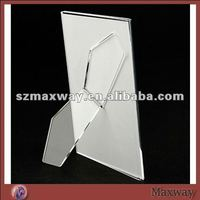 A2/A3/A4 3mm Sloping Table Clear Acrylic Photo Picture Rack