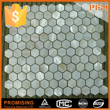 Natural shell chip china mother of pearl river shell mosaic wall tile manufacturer