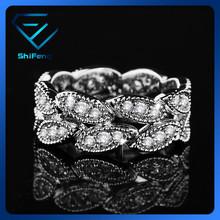 2015 Big Fashion AAAAA Zirconia Diamond Fantasy Art Models Ring for Women SF-R07