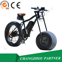 48v 750w electric bike fat tire/electric fat bicycle