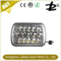 7 inch 45W led work light for truck suv tractor