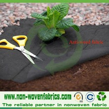Weed Control pp nonwoven mat UV treated