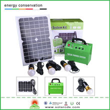 High-Technology Wholesale Alibaba China Suppiler CDS203 Portable Solar Power