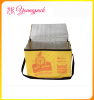 2016 Customized Recycled Food Delivery Cooler Bag