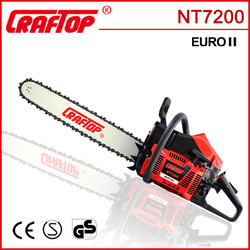 72cc saw for cutting wood made in china