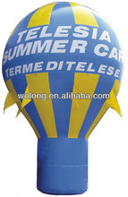 Inflatable balloon, inflatable earth balloons