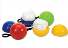 Promotion Disposable Raincoat Ball Rain Poncho In Balls For Gifts Wholesale