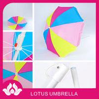 34inch Cheap Promotional Beach Umbrella