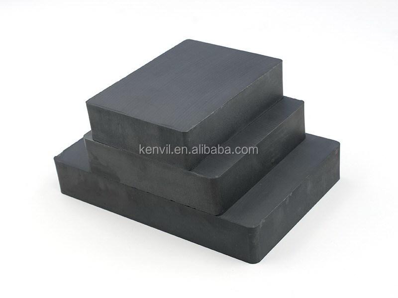 """C5,C8,6""""x4""""x1"""" Ceramic Ferrite Magnet"""