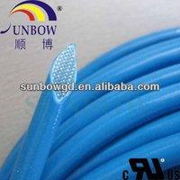 Flame-retading silicon fiber glass sleeving 7.0KV