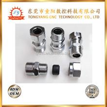 Factory price maching metal natural color adapter