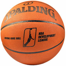 SPALDING NBA D-LEAGUE OFFICIAL GAME BASKETBALL