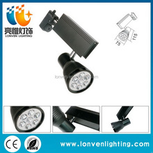 Top level new coming led track light for shopping mall