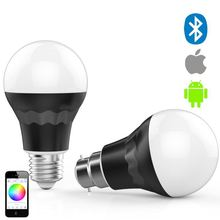 new products in electronics,air freshener negative ion activate oxygen led bulb 5w pure white control by SmartPhone