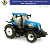 custom made diecast tractors model,tractor scale model for collection design/manufacture