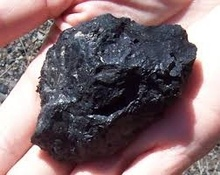 Mexican Mineral Coal, from coal zone, power stations stantards