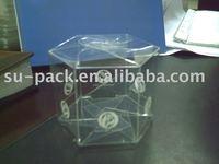 pvc pet pp gift boxes