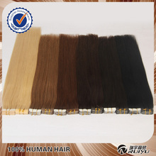 China supplier virgin adhesive tape for tape hair skin weft