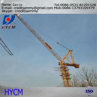 HYCM tower crane rental
