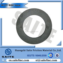 High Quality Brake Lining Materials for Electromagnetic Brakes