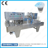 Automatic mineral water cup filler sealer can print date