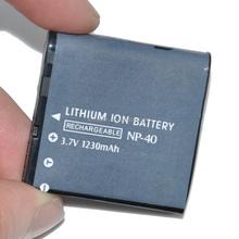 Genuine Original NP-40 Battery for EX- Z200 Z1050 Z750 Z1080 Z700 Z1200SR