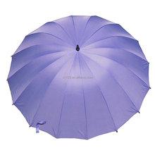 Fashion Golf Parasol Umbrella For Wedding Favor