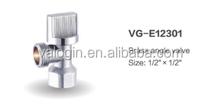 OEM brass angle valves , chinese manufacture cheap UPC Brass valves