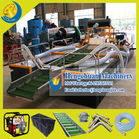 New Product for 2015 Hengchuan Mini River Gold Panning Equipment/Mini Portable Gold Dredge for Sale