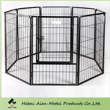 outdoor powder coated dog cage