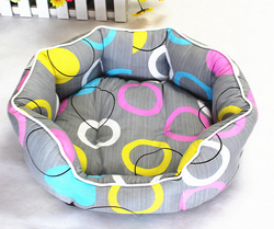 2016 Cat Kitten Cave Bed House Igloo Sleeping Pet Puppy Dog Bed with Pillow