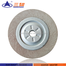 Buff Wheel / Flap Wheel / Sand Abrasive Wheel for Buffing and Polishing