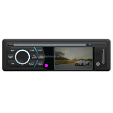 3 inch one din single din car dvd player with bluetooth