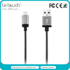 MFi Certified 8 Pin braided USB Data transfer/power Charging Cable