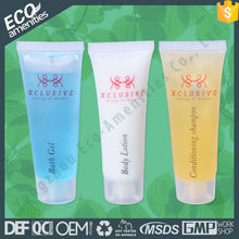 5 Stars Eco Friendly q7 lotion hotel amenities is body lotion