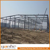 Large Multi-span Steel Frame Stucture for Construction Warehouse Workshop with High Quality Materials at Low Cost