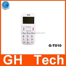 GH G-T010 Big keyboard elders phone with gps tracking /sos alarm/long standby time For kids Elder Real time GPS Tracking Tracker